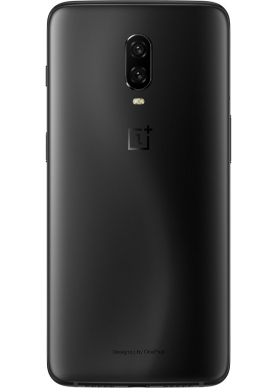 OnePlus 6T 8/128 ГБ Midnight Black